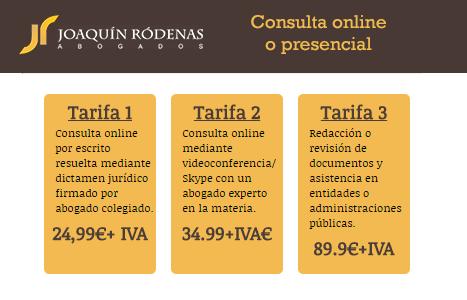 consulta abogado online
