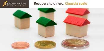 clausula suelo benidorm